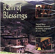 CD: Rain of Blessings