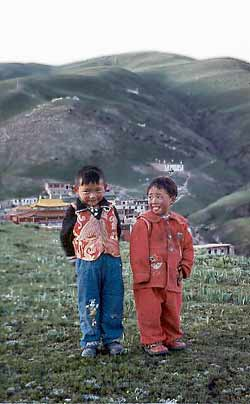 Children of Nangchen